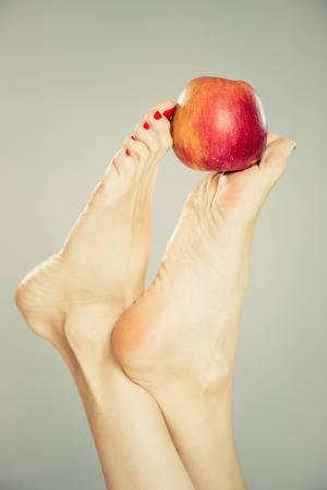 Fødder er lige så fleksible som hænder