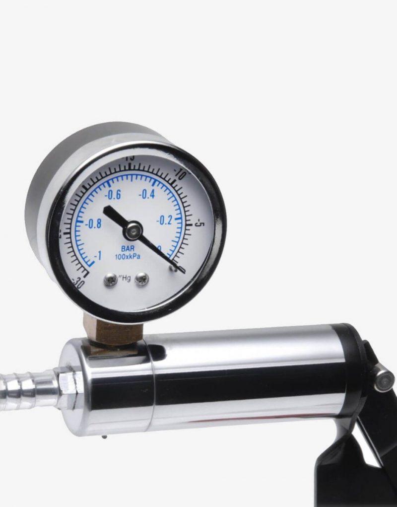Size Matters Luksus Metal Pumpe Til Vakuum-136