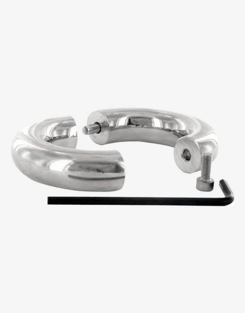 Split-ring af stål-58