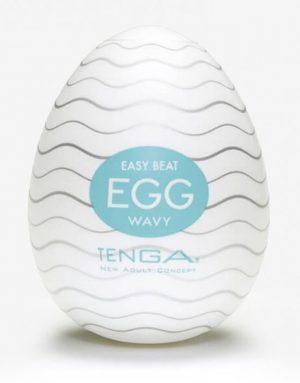 Tenga Egg Wavy Onani æg-0