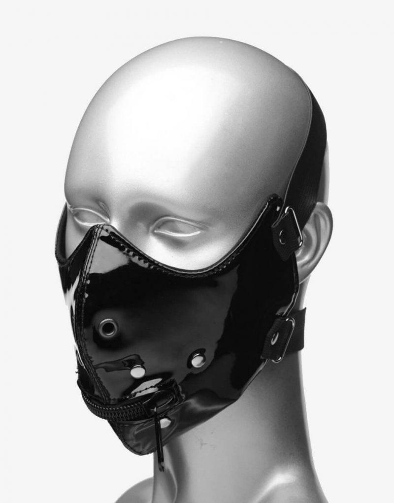 Lektor-masken passer perfekt over mund og næse. På den måde er den den ideelle begynder maske