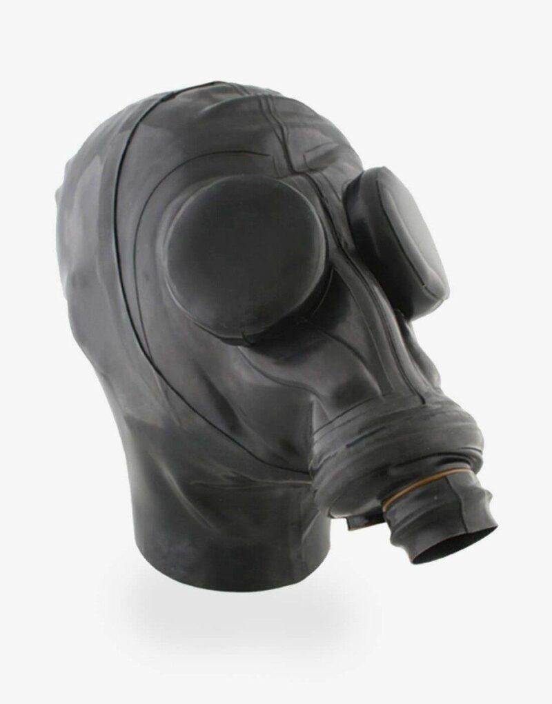 Russisk helgasmaske med øjenkapsler-0