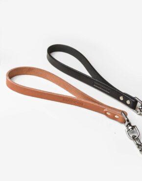 Sinvention kæde med læderhåndtag-0
