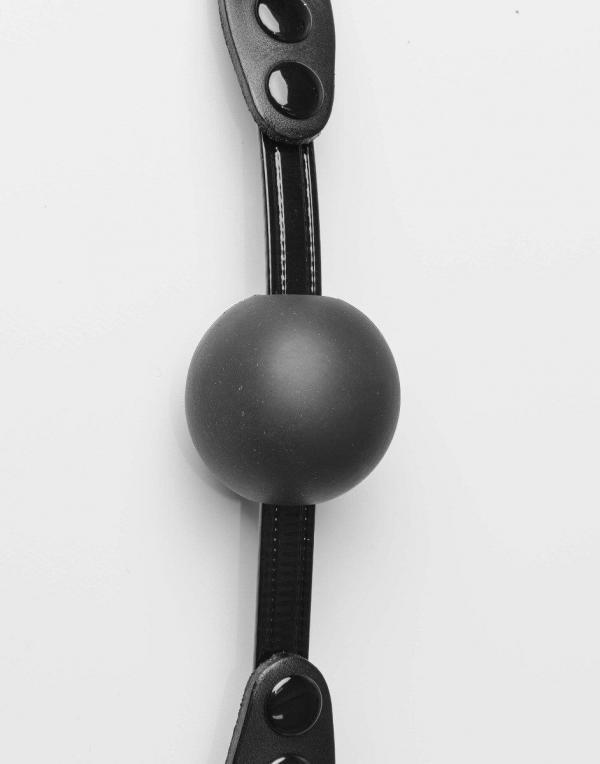 Sinvention låsbart ballgag-976