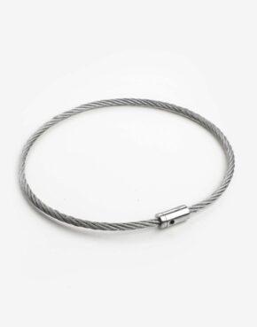 Stål wire halsbånd-0