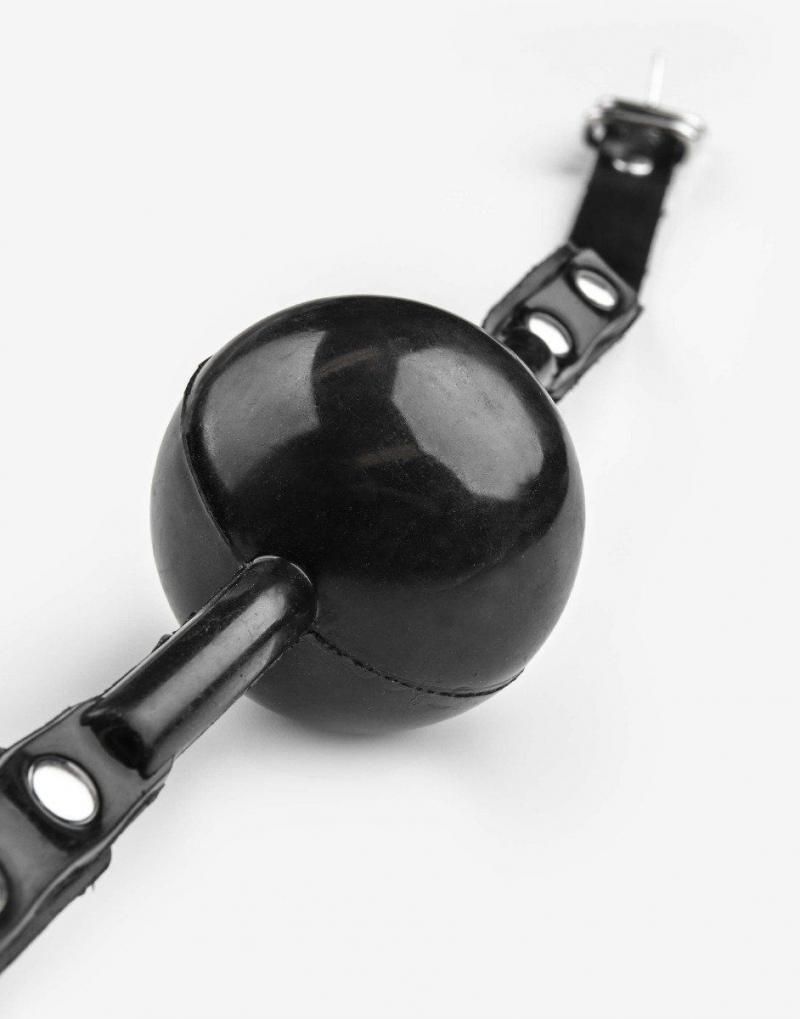 Ekstremt stort ball gag-1190