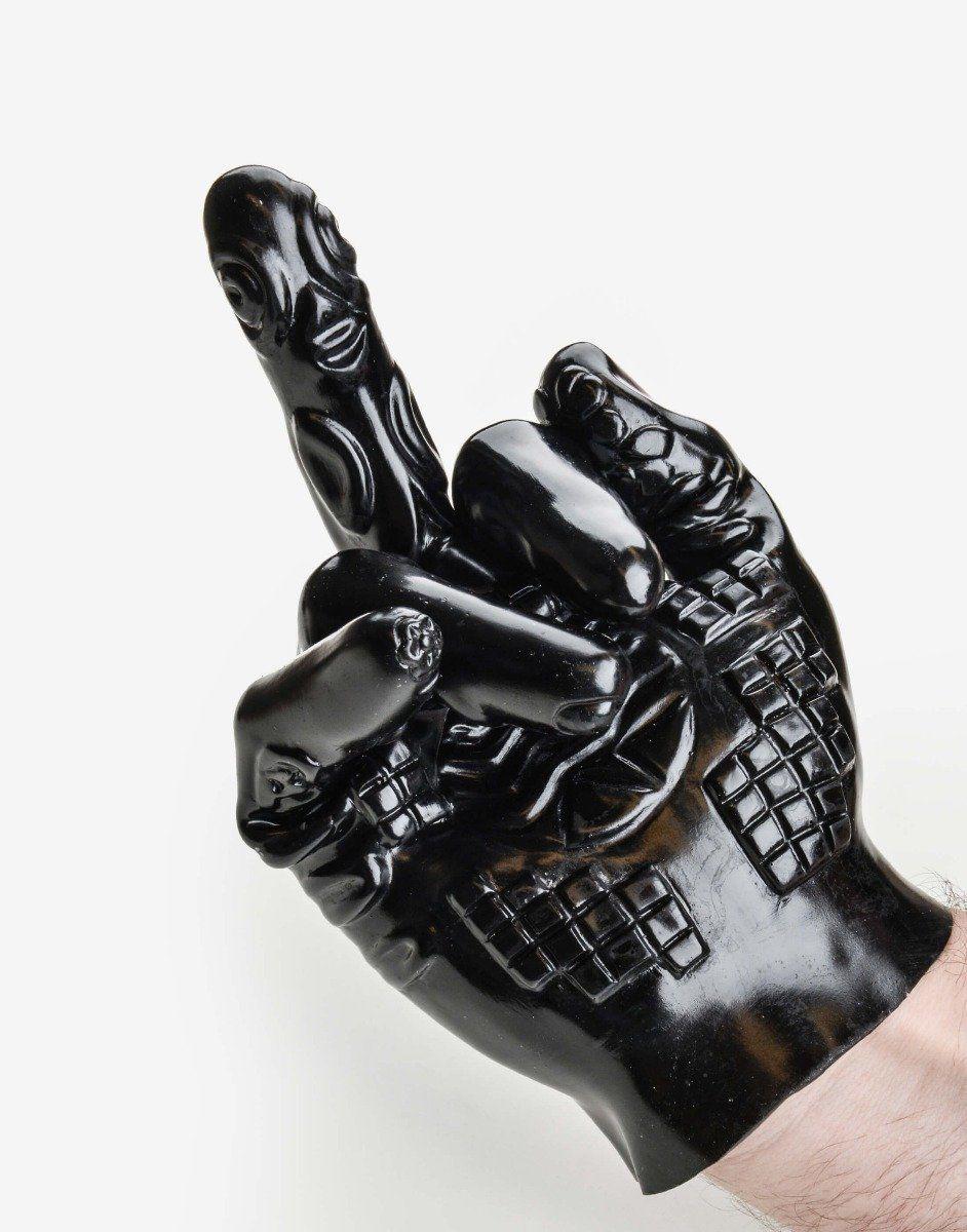 Onani handske uden vibrator -1184